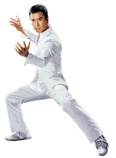 Donnie Yen (甄子丹), is a Chinese actor, martial artist, film director, producer, action choreographer and multiple-time world wushu tournament champion.
