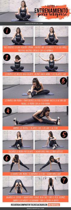 rutina flexibilidad