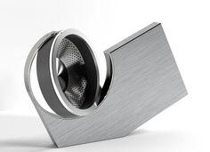 iN:cline speaker, by Dongsung Jung  A beleza do som | High-tech girl