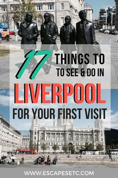 Liverpool is one of my favourite cities in the UK and a place I always recommend to visitors. If youre thinking of planning a trip to this vibrant city heres my guide to visiting Liverpool to help with your planning. Anfield Liverpool, Liverpool City, Backpacking Europe, Europe Travel Tips, Travel Guides, Liverpool England, Scotland Travel, Ireland Travel, Travel Packing