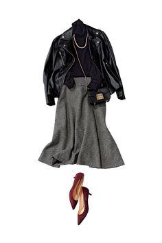 30 winter outfits dressy Ideas That Will Make you Happy Over 60 Fashion, 50 Fashion, Japan Fashion, Work Fashion, Modest Fashion, Skirt Fashion, Korean Fashion, Womens Fashion, Fashion Design