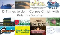 Things to do in Corpus Christi with Kids - The Grant Life