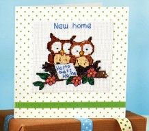 free cross stitch patterns in pdf format with sweet home picture