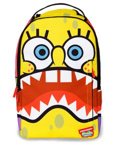 Spongebob Sharkpants Backpack