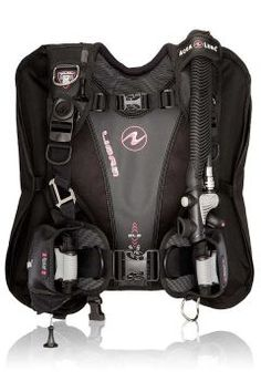 The Libra is a high quality, weight-integrated, rear inflation buoyancy compensator designed specifically for women.  It is for the female diver who wants to be streamlined by placing the air cell behind them.