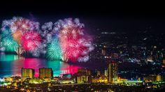 Biwako Fireworks Festival 2013 by Papon Yongpisanpop #hanabi #japan #fireworks