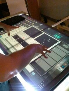 Picture of Creating your First Multi-touch Table