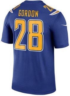 7405601cb Nike Men s Joey Bosa Los Angeles Chargers Legend Color Rush Jersey Men -  Sports Fan Shop By Lids - Macy s