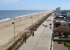 Rehoboth Beach Boardwalk - Funland, Dolle's saltwater taffy, Yummy Frozen Custard Cones, The best pizza place in the world, The Cultured Pearl, and lots of fun awaits!!!