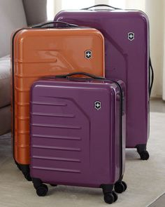 "ShopStyle: Victorinox Swiss Army ""Spectra"" Luggage"