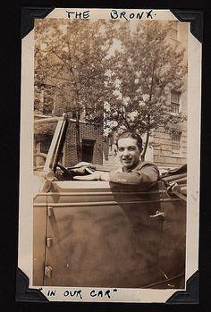 Larry, Bronx NY, 1937