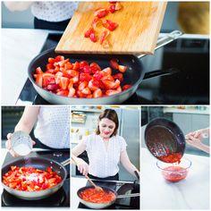 Tiramisù alle fragole, la ricetta di Sonia Peronaci Limoncello, Cooking, Mint, Kitchen, Brewing, Cuisine, Cook