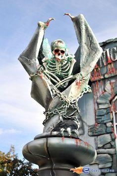 86/92 | Photo des soirées de l'horreur, Terenzi Horror Nights 2009 situé pour la saison d'halloween à @Europa-Park (Rust) (Allemagne). Plus d'information sur notre site http://www.e-coasters.com !! Tous les meilleurs Parcs d'Attractions sur un seul site web !!