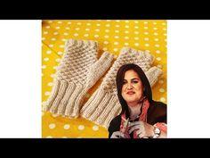 SİBEL KAVAKLIOĞLU - Parmaksız Eldiven Yapımı – Derya Baykal - KANALTÜRK - 10.12.2014 - YouTube