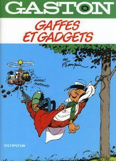 Les albums de Gaston Lagaffe - La Série Classique