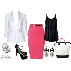 Sexy and Classy!, created by shauna-rogers on Polyvore