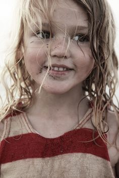 How all children should look; with the adventures of childhood on their smile...