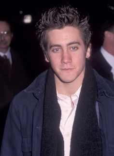 Jake Gyllenhaal, Anywhere But Here NY premiere, Jake Gyllenhaal, Handsome Guys, Style Icons, Actors & Actresses, Avengers, Backgrounds, Nyc, Singer, My Love