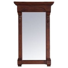 Shop for James Martin Brookfield Cherry 26-inch Mirror. Get free delivery at Overstock.com - Your Online Furniture Outlet Store! Get 5% in rewards with Club O! - 17306600