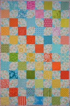 Seaside Stitches: Cora's Quilt