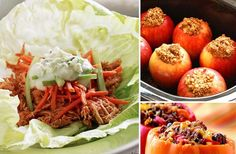 Skinny Crock-Pot meals perf for the girl on the go