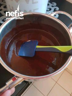 Orijinal Brownie (Tam Ölçü) – Nefis Yemek Tarifleri Chocolate Fondue, Brownie, Finger Foods, Cheesecake, Food And Drink, Cooking, Easy, Desserts, Bb