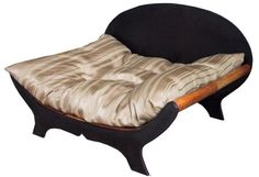 Merry Pet Kings Bed with Cushion  Small Bamboo Pet Bed -- Want to know more, click on the image. #DogBeds