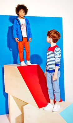 Little Boy And Girl, Little Boy Fashion, Kids Fashion Boy, Little Boys, Kids Fashion Photography, Children Photography, Summer Kids, Spring Summer, Summer 2015