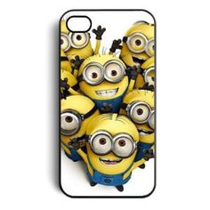 Amazon.com: Despicable Me Hard Snap on Case Cover for Apple iPhone 4 Iphone 4s Cellphone Case: Cell Phones & Accessories