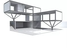 intrio architects | metallic