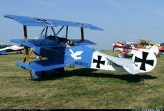 Fokker DR-1 Triplane (replica).
