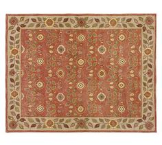 Millie Rug - Multi #potterybarn
