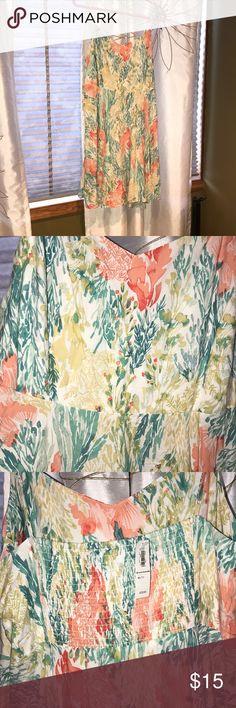 Old navy dress Summer knit old navy dress! Brand new. Old Navy Dresses