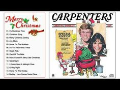 The Carpenters Greatest Christmas Songs Hits - The Carpenters Collection Full Album - Bing video Merry Christmas Darling, Christmas Ties, Christmas Music, Little Christmas, Vintage Christmas, Christmas Songs Youtube, Carol Of The Bells, Karen Carpenter, Christmas Portraits
