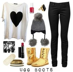 Outfit that rocks