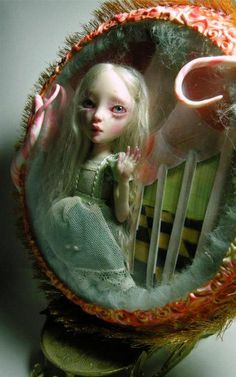 Nicole West doll | Through the Looking Glass