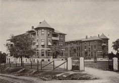 Erlanger Hospital. Chattanooga, Tennessee.