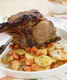 Χοιρινό Archives - Page 2 of 10 - www. Greek Recipes, Light Recipes, Meat Recipes, Cooking Recipes, Food Tasting, International Recipes, Pot Roast, Carne, Lamb