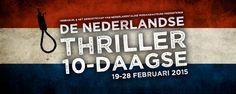Na de succesvolle editie in 2013 organiseert Hebban in samenwerking met het Genootschap van Nederlandstalige Misdaadauteurs de 'Nederlandse Thriller 10-daagse 2015'. Tien dagen lang heel veel aandacht voor Nederlandse thrillers en de schrijvers ervan. De tiendaagse start op 19 februari a.s.