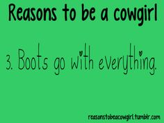 yeaap. I'm guilty of wearing boots and sweatpants to the gas station on more than one ocasion