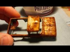 How to apply a rust effect to a Hot Wheels custom - YouTube Go Kart Frame, Custom Hot Wheels, Train Layouts, Model Car, Vintage Looks, Rust, Mad Max, Make It Yourself, Cars
