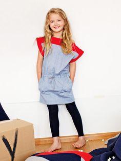 Drawstring Dress with Pockets 10/2013