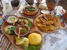 Moldovan Cuisine