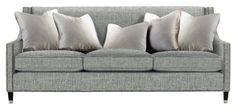 Shop the Palisades Sofa by Bernhardt at Furnitureland South, the World's Largest Furniture Store and North Carolina's Premiere Furniture Showroom. Contemporary Living Room Furniture, Contemporary Sofa, Fine Furniture, Bernhardt Sofa, Bernhardt Furniture, Avenue Design, Best Flooring, Sofa Shop, Luxury Sofa