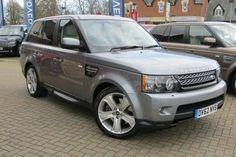 2012 Land Rover Range Rover Sport 3.0 SDV6 HSE Luxury 5dr Auto | £45,996