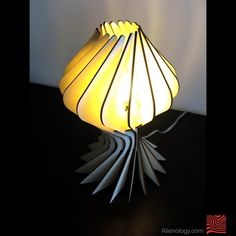 Bloom Table Lamp ~ Alienology