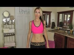 ▶ Fitness: Ab Workout At Home - YouTube