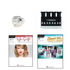 Items similar to Trumpet Music Academy Advancement pack -Trumpet Embouchure Tool; Adjustable Hand Exerciser + (Taylor Swift Music Book Bundle) on Etsy Trumpet Accessories, Trumpet Music, Taylor Swift Music, Trumpet Players, Teaching Tools, Pop Music, Book, Popular Music, Books