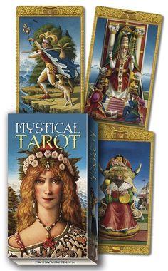 Llewellyn Worldwide - Mystical Tarot Deck: Product Summary