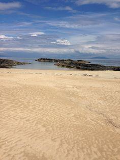 Balnahard Beach - Isle of Colonsay Scottish Islands, Highlands, Homeland, Dog Friends, Mother Earth, Amazing Places, Edinburgh, Beaches, Scotland